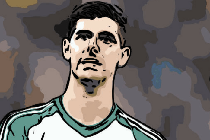 Chelsea Thibaut Courtois Goalkeeper Analysis