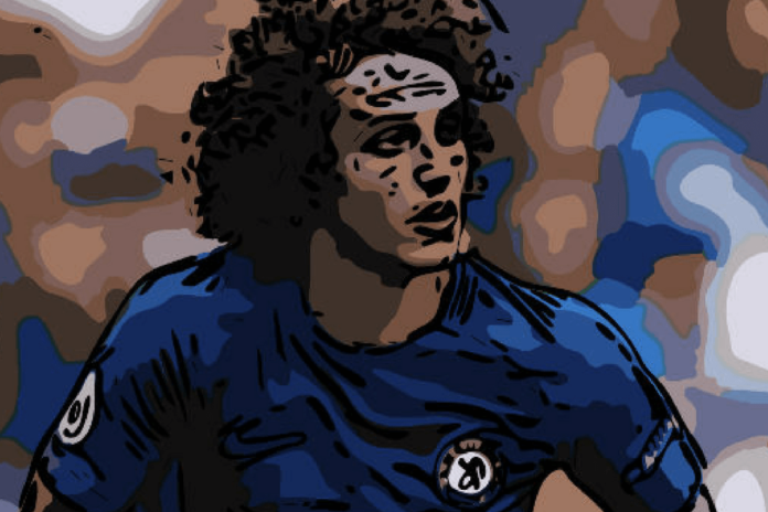 David Luiz Tactical Analysis