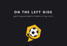 On The Left Side Funny Football Podcast