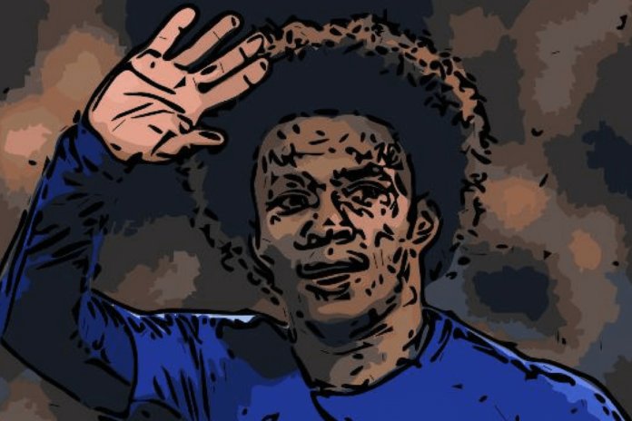 Willian Tactical Analysis