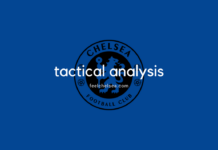 Chelsea Premier League Tactical Analysis Statistics