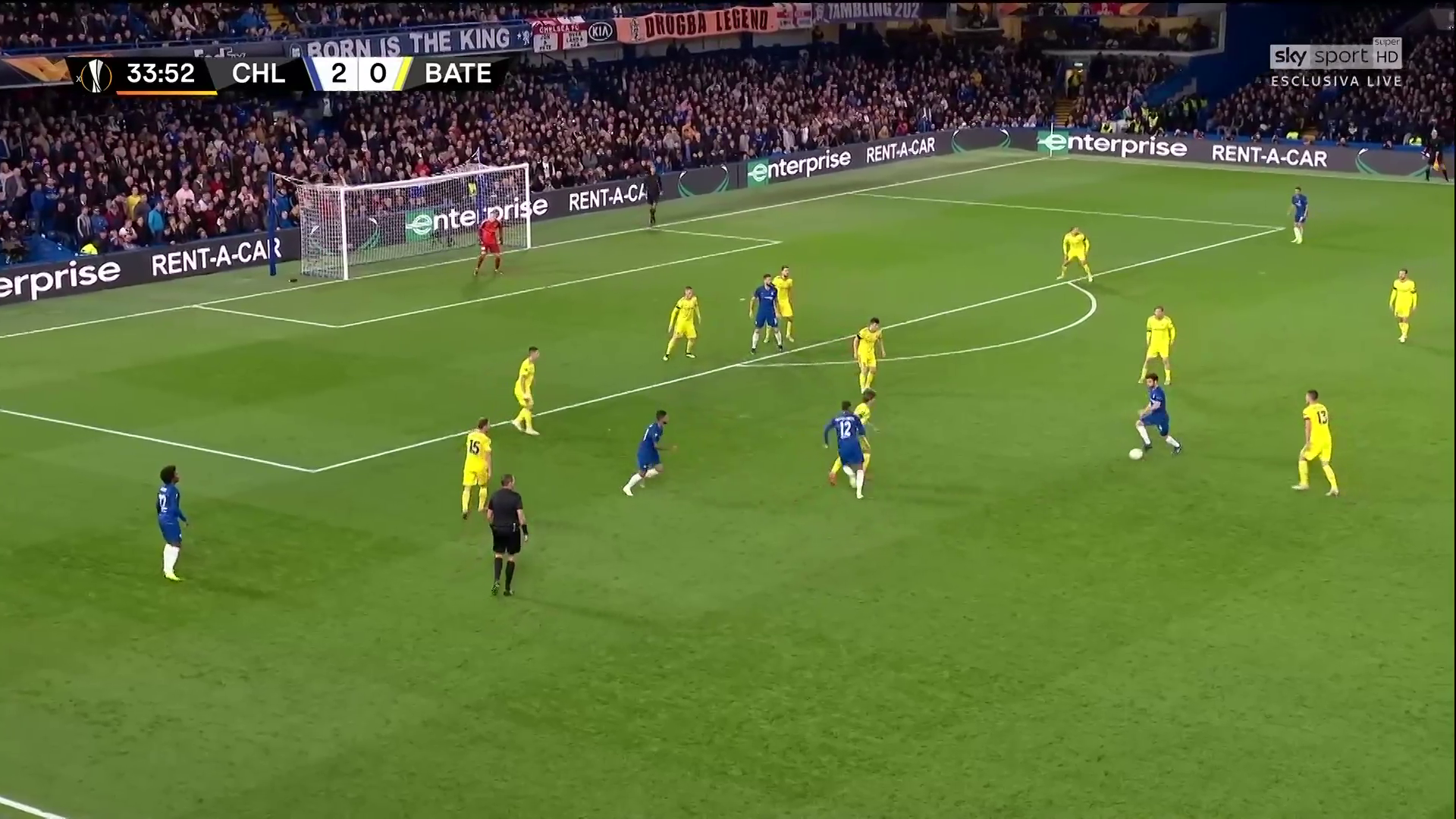 Chelsea BATE Match AnalysisChelsea BATE Match Analysis