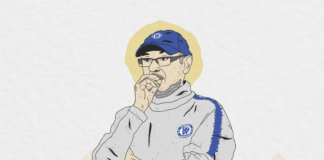 Chelsea Sarri Tactical Analysis