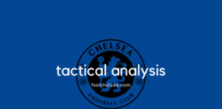 English-League-Cup-2018/19-Chelsea-Bournemouth-Tactical-Analysis-Statistics
