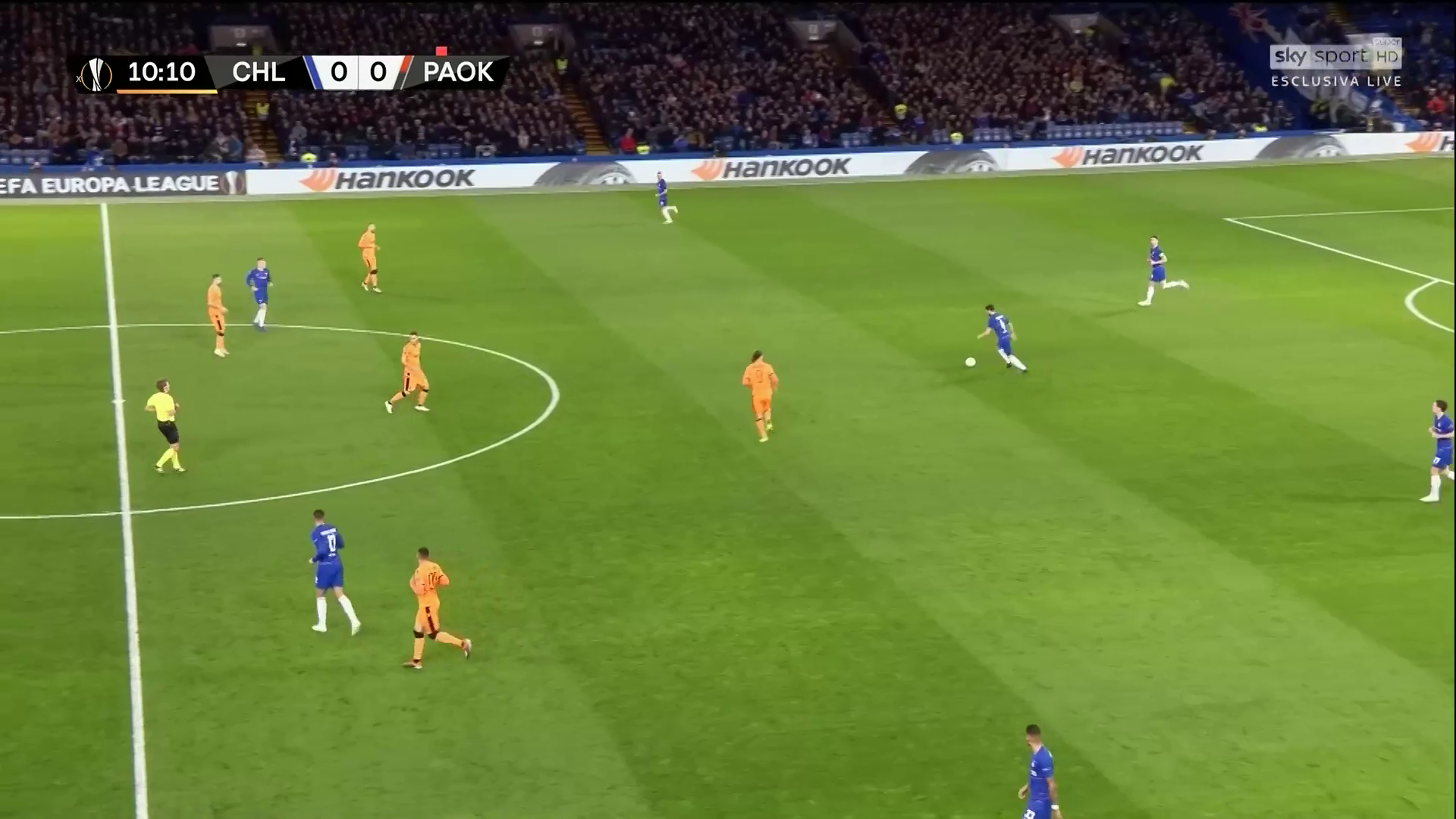 Chelsea PAOK Match Analysis