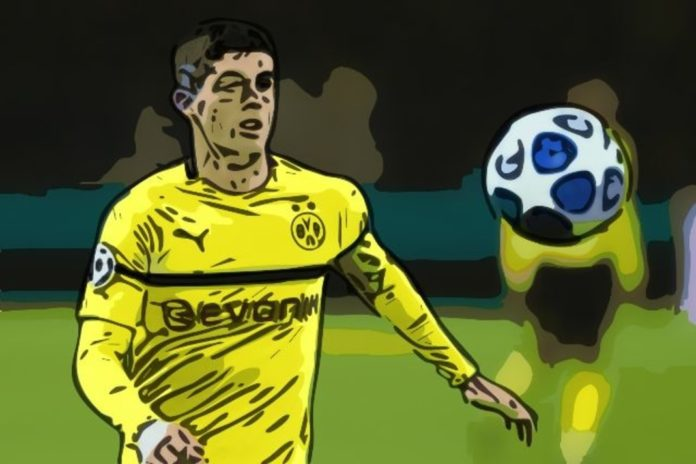 christian pulisic chelsea tactical analysis statistics