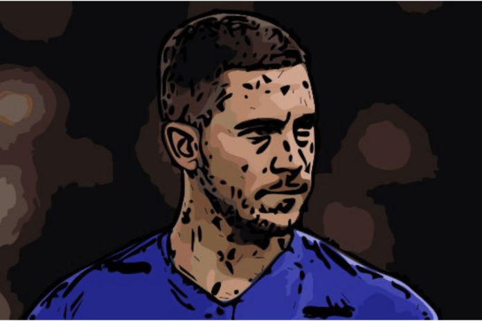 eden hazard chelsea tactical analysis statistics