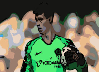Kepa-Chelsea-Tactical-Analysis-Analysis-Statistics