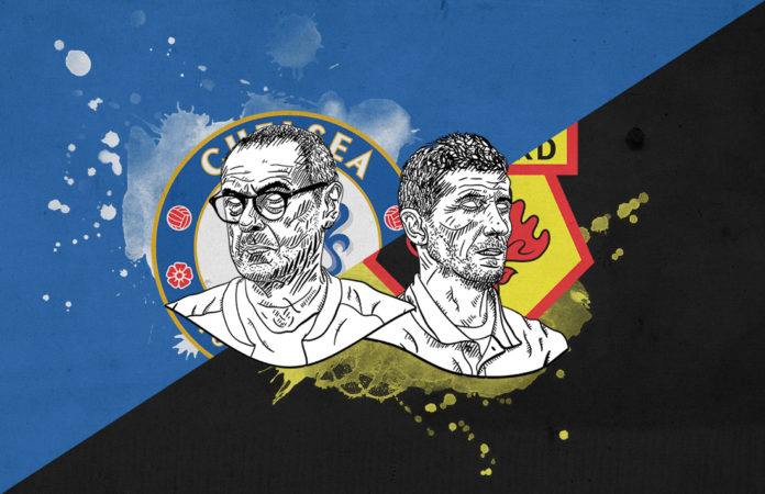 Premier League 2018/19 Tactical Analysis: Chelsea vs Watford